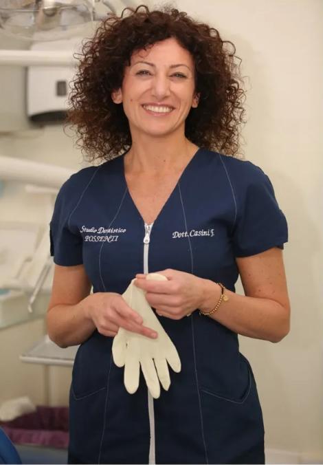 Federica Casini odontoiatra specialista in ortodonzia e gnatologia